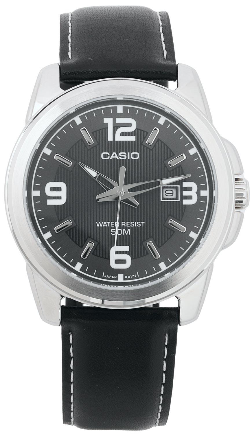 Мужские часы Casio MTP-1314PL-8A часы casio mtp 1377l 5a