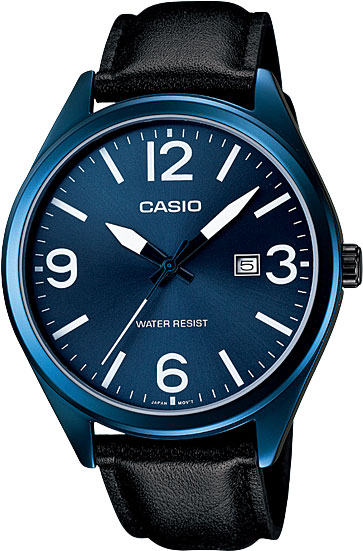 Мужские часы Casio MTP-1342L-2B casio mtp 1342l 1b2