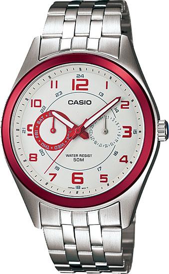 Японские наручные часы Casio MTP-1353D-8B3