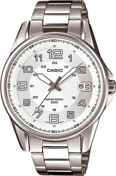 Мужские часы Casio MTP-1372D-7B часы наручные casio часы baby g ba 120tr 7b