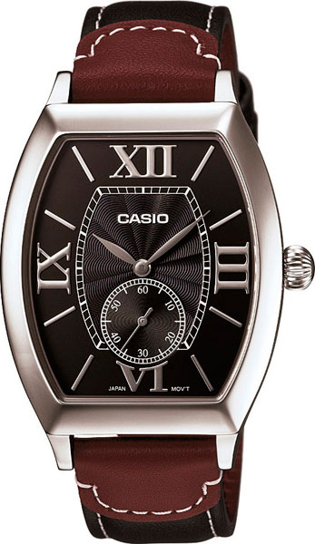лучшая цена Мужские часы Casio MTP-E114L-1A