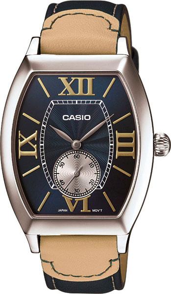 Мужские часы Casio MTP-E114L-2A мужские часы casio mtp e114l 5a