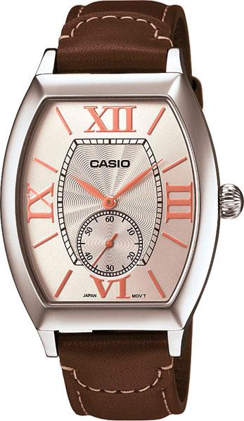 Мужские часы Casio MTP-E114L-5A часы casio mtp 1377l 5a