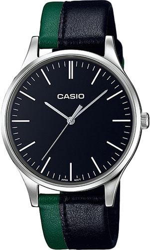 Мужские часы Casio MTP-E133L-1E часы casio mtp 1377l 5a