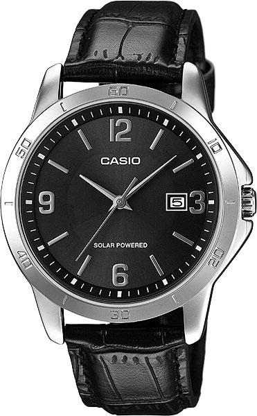 Мужские часы Casio MTP-VS02L-1A часы casio mtp 1377l 5a