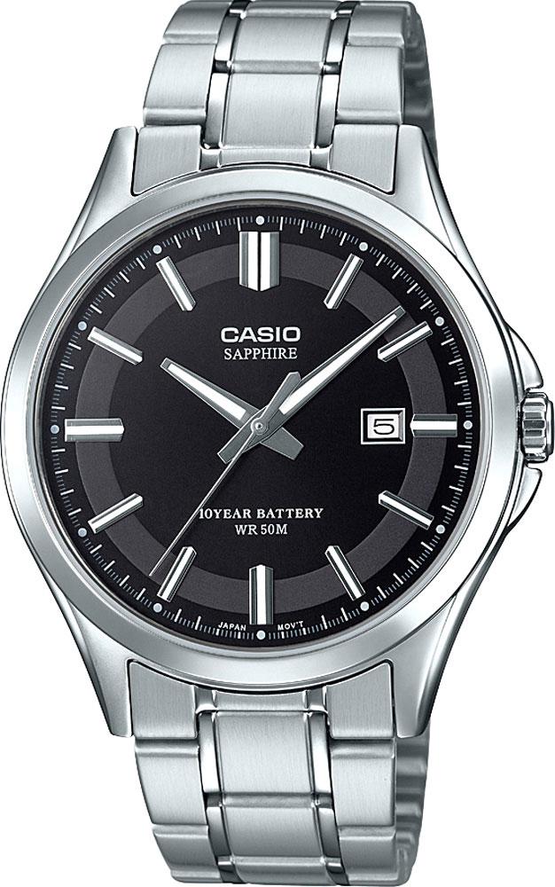 Мужские часы Casio MTS-100D-1AVEF