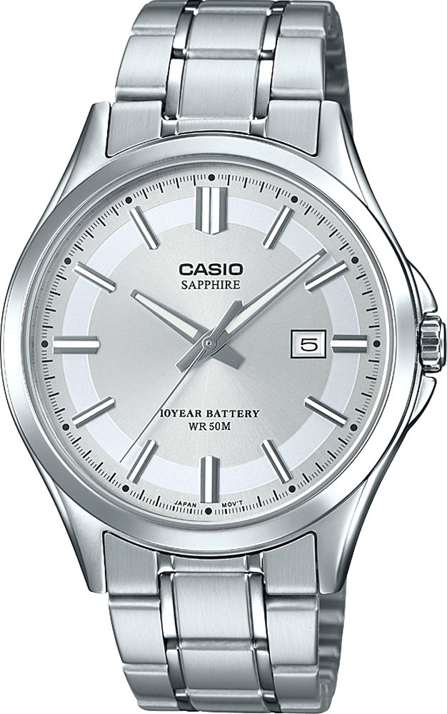 Мужские часы Casio MTS-100D-7AVEF