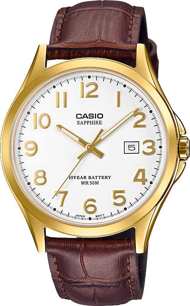 Мужские часы Casio MTS-100GL-7AVEF