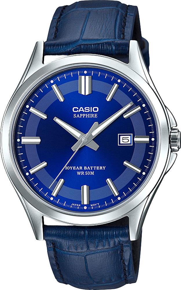 Мужские часы Casio MTS-100L-2AVEF