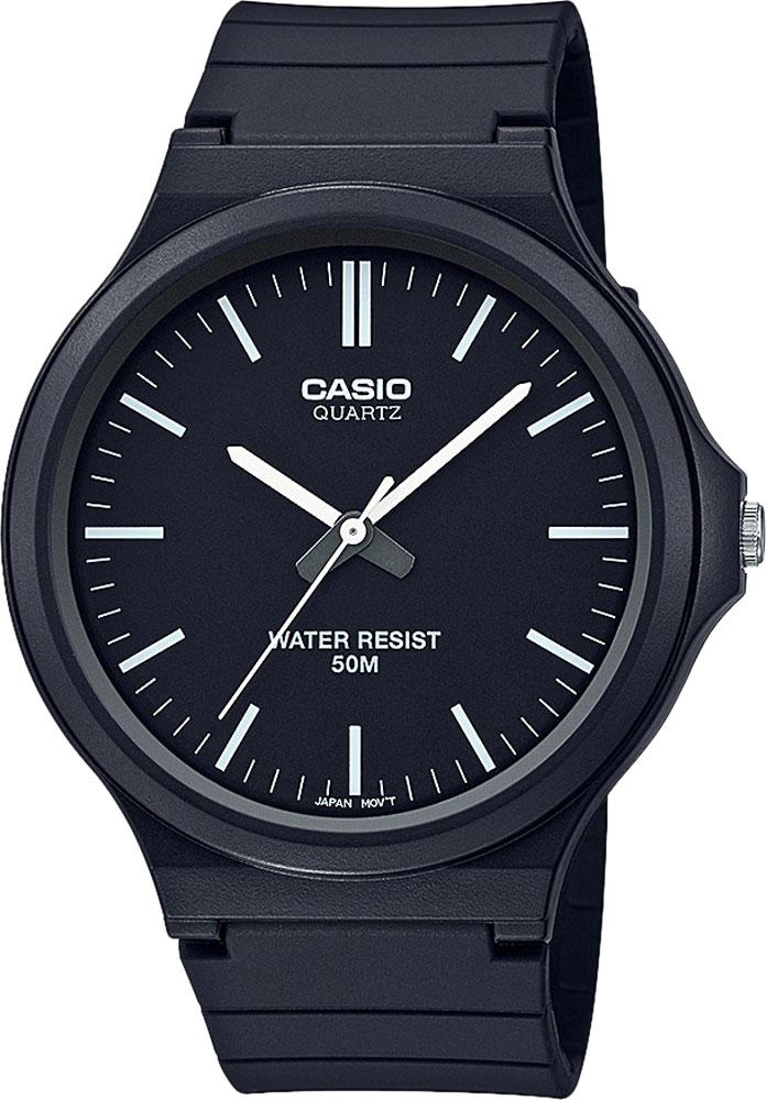 Мужские часы Casio MW-240-1EVEF все цены