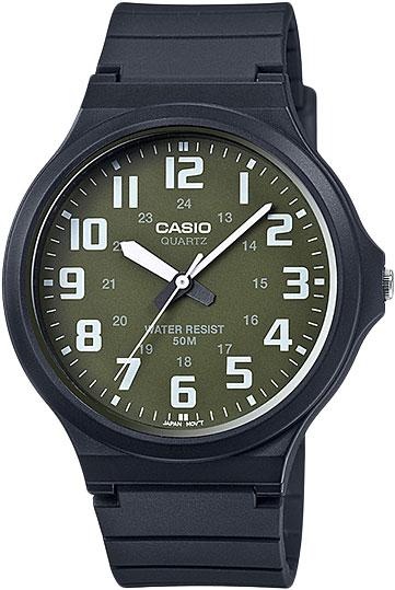 Мужские часы Casio MW-240-3B