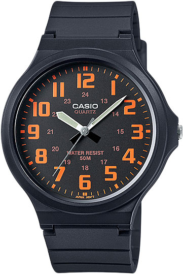 Мужские часы Casio MW-240-4B
