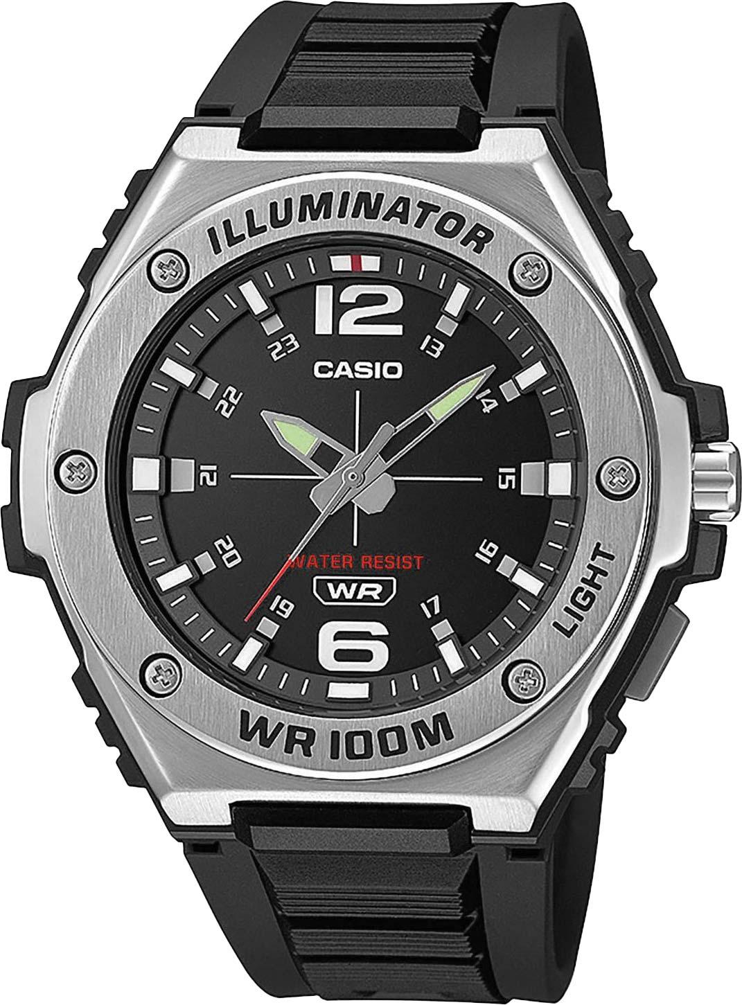Мужские часы Casio MWA-100H-1AVEF
