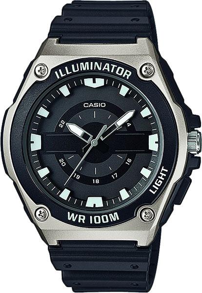 Мужские часы Casio MWC-100H-1A все цены