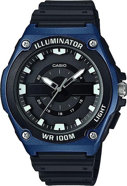 Мужские часы Casio MWC-100H-2A 100h
