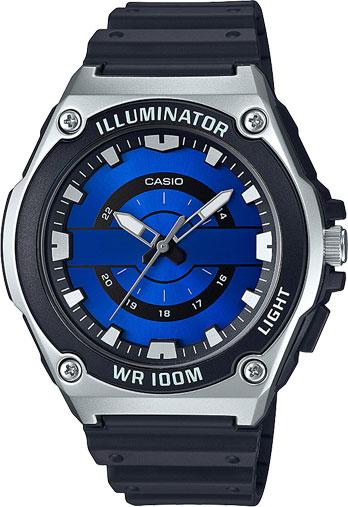 Мужские часы Casio MWC-100H-2A2VEF