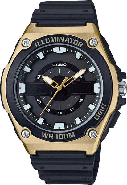 Мужские часы Casio MWC-100H-9A casio ga 100a 9a