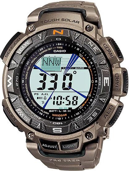 Мужские часы Casio PRG-240T-7E цена в Москве и Питере