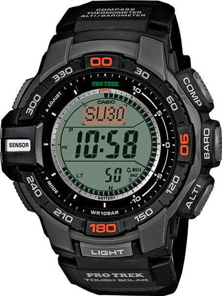 Мужские часы Casio PRG-270-1E �������� casio protrek