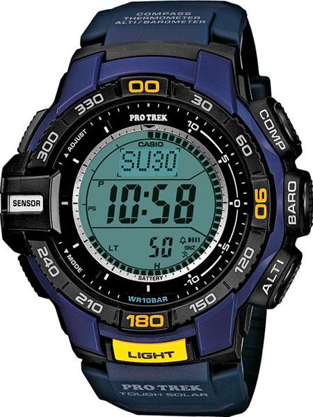 Мужские часы Casio PRG-270-2E �������� casio protrek