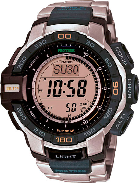 Мужские часы Casio PRG-270D-7E �������� casio protrek