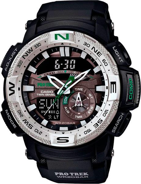 Мужские часы Casio PRG-280-1E casio prw 3500y 1e