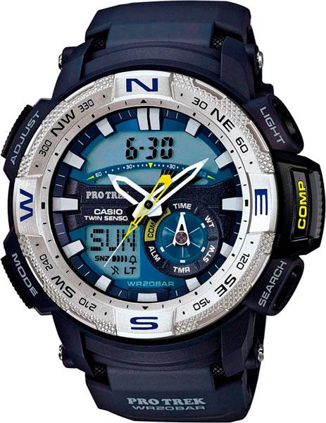Мужские часы Casio PRG-280-2E casio casio prg 550 1a4