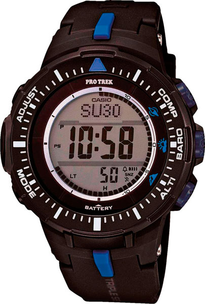 Мужские часы Casio PRG-300-1A2 цена 2017