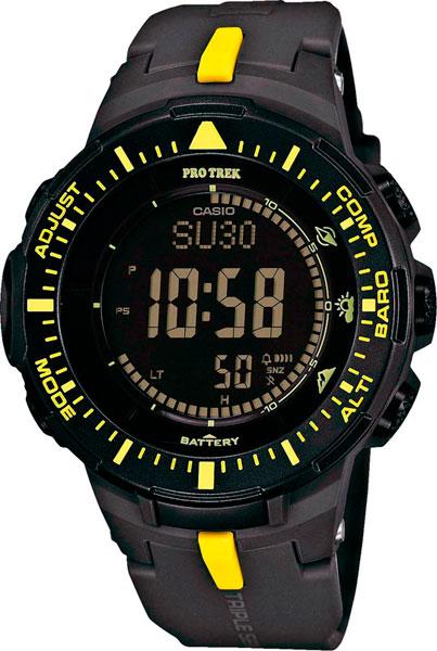 купить Мужские часы Casio PRG-300-1A9 по цене 19990 рублей