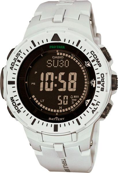 Мужские часы Casio PRG-300-7E casio casio prg 240t 7e