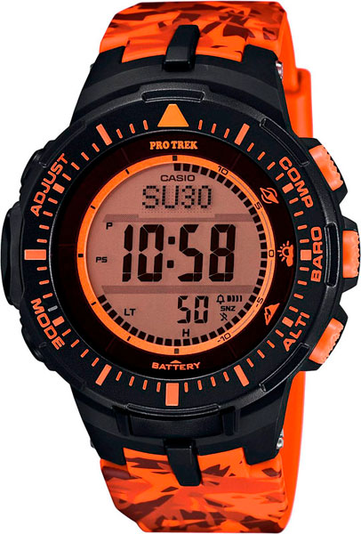 Мужские часы Casio PRG-300CM-4E