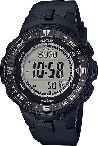 купить Мужские часы Casio PRG-330-1E по цене 17590 рублей