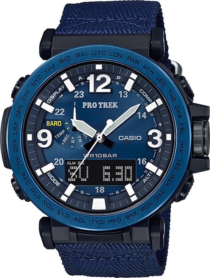 Мужские часы Casio PRG-600YB-2ER цена 2017