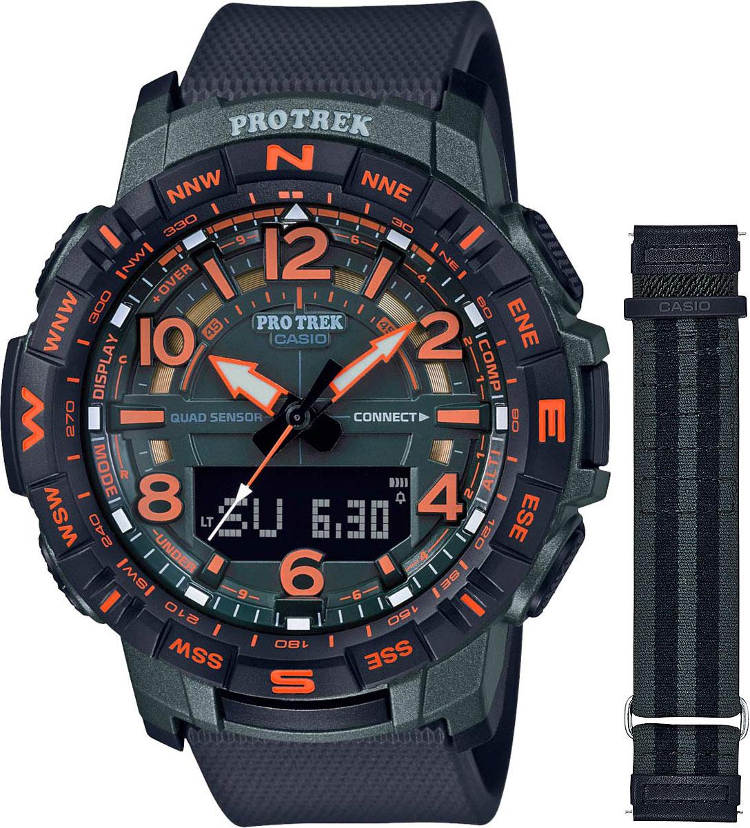 Мужские часы Casio PRT-B50FE-3ER