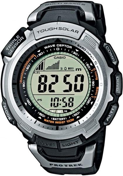 Мужские часы Casio PRW-1300-1V casio prw 1300 1v