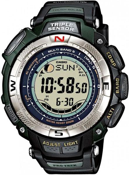 Мужские часы Casio PRW-1500-1V casio prw 3500y 1e