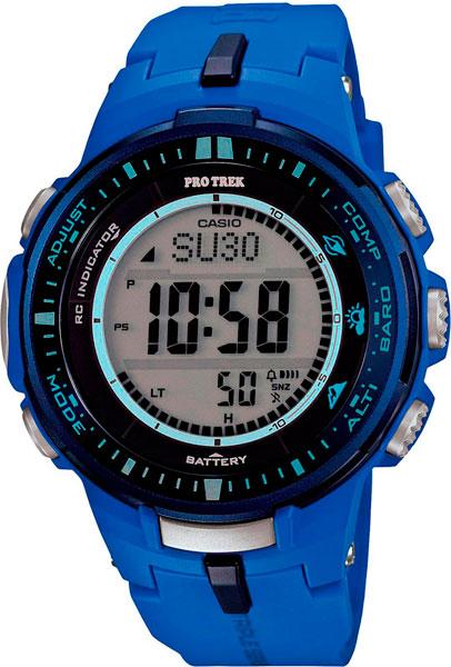 Мужские часы Casio PRW-3000-2B
