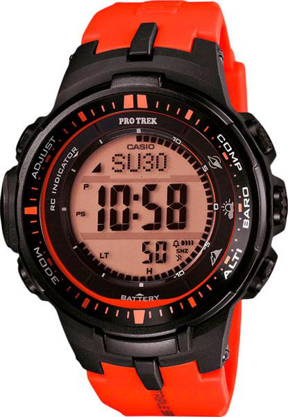 Мужские часы Casio PRW-3000-4E-ucenka