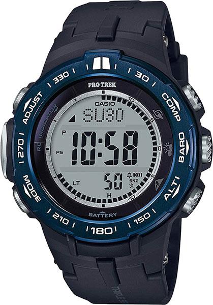 Мужские часы Casio PRW-3100YB-1E цены