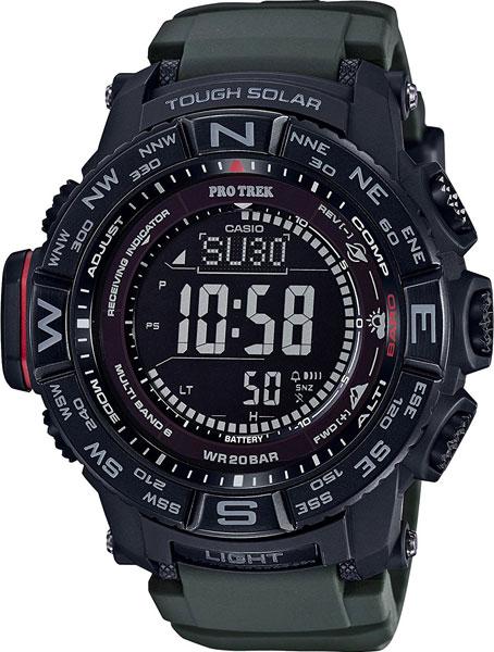 все цены на Мужские часы Casio PRW-3510Y-8E онлайн
