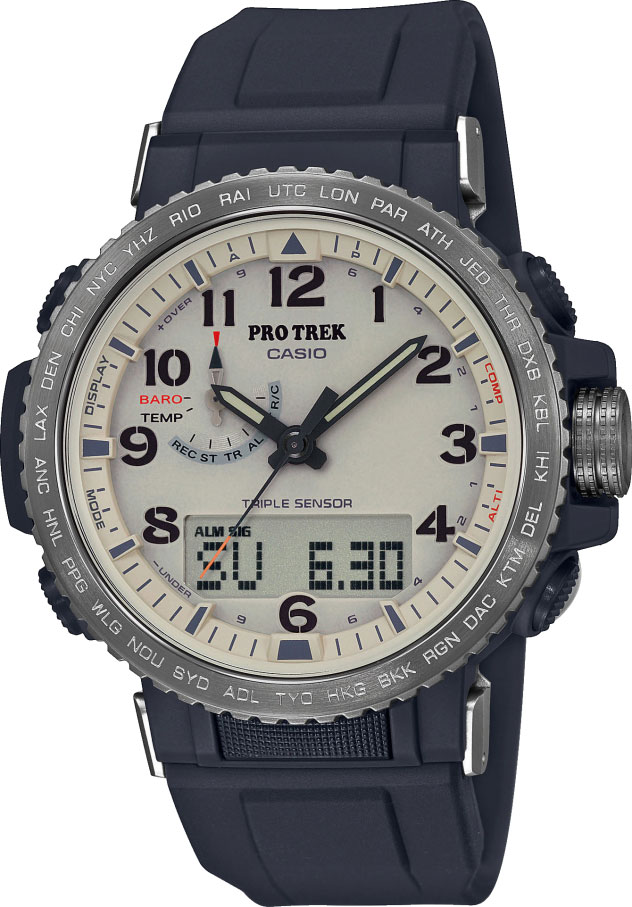 Мужские часы Casio PRW-50Y-1BER цены