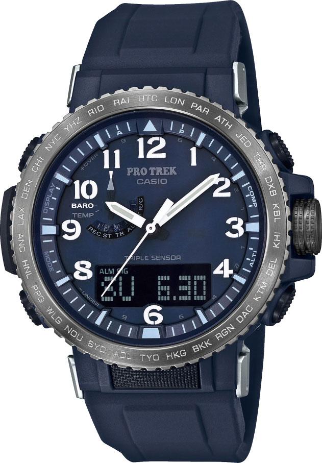 Мужские часы Casio PRW-50YFE-2AER цены