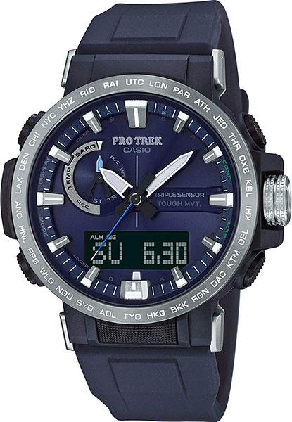 Мужские часы Casio PRW-60-2A цены