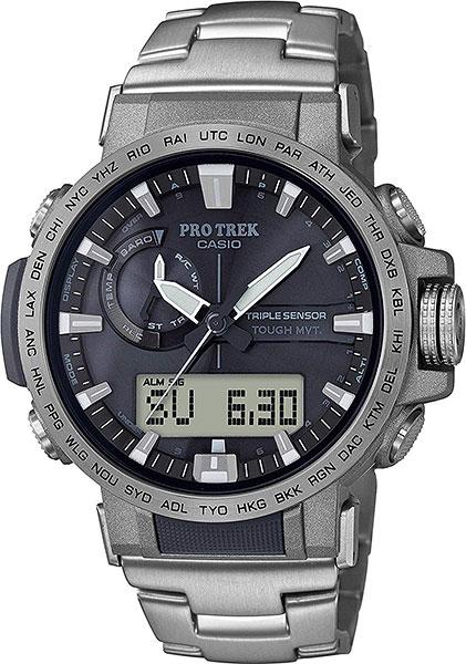 Мужские часы Casio PRW-60T-7A цены
