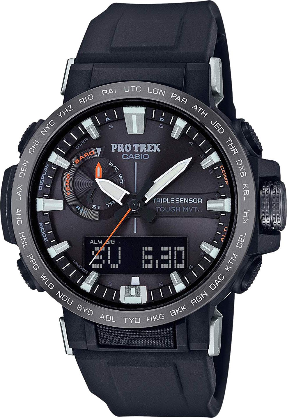 Мужские часы Casio PRW-60Y-1AER