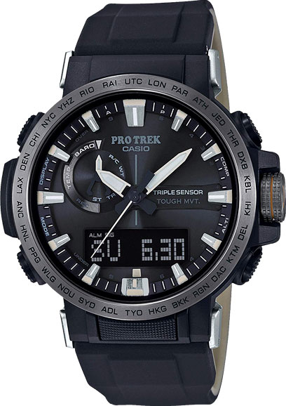 Мужские часы Casio PRW-60YAE-1A цены