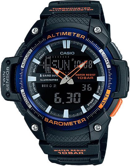 Мужские часы Casio SGW-450H-2B все цены
