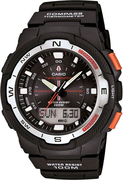 Мужские часы Casio SGW-500H-1B