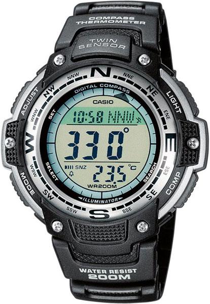 Мужские часы Casio SGW-100-1V casio outgear sgw 100 1v