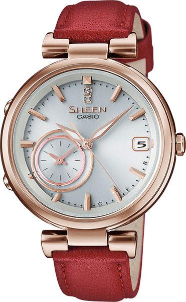 купить Женские часы Casio SHB-100CGL-7A недорого